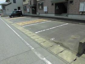 アーバンハイツ 202号室の駐車場