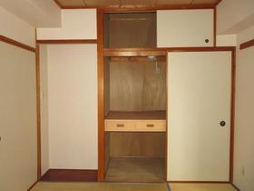 ロイヤルステージ弥生台 201号室の収納