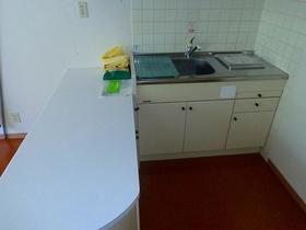 ベルピア鎌倉第3 204号室のキッチン