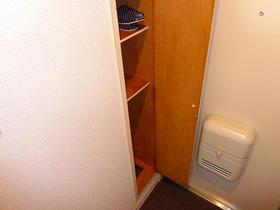 ベルピア鎌倉第3 204号室の収納