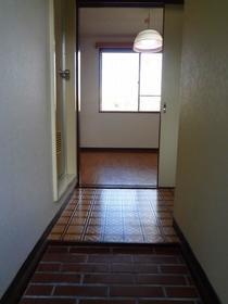 パオ瀬戸ヶ谷 101 101号室の玄関
