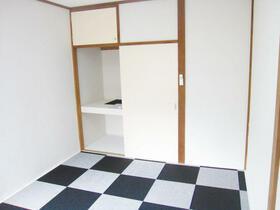 トルネ・ラ・パージュ目白 201号室の収納