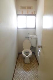 コーポ清戸 203号室のトイレ