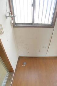コーポ清戸 203号室の設備
