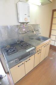 コーポ清戸 203号室のキッチン