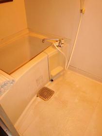 サニーハイツ 203号室の風呂