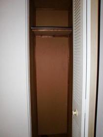 サニーハイツ 203号室の収納