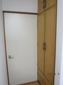 中央グリーンハイツ 201号室の収納