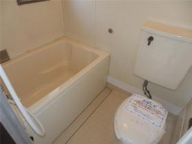 グリーンハイツ谷 101号室の風呂