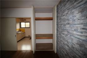 グリーンハイツ谷 101号室の収納