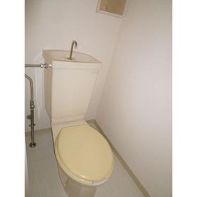 ベルハウス戸塚 0105号室のトイレ