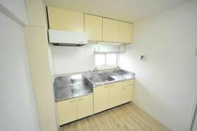 ビレッジハウス阿久和1号棟 0507号室のキッチン