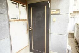 グリーンヒルHOKUTO 310号室の玄関