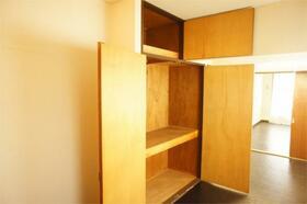 グリーンヒルHOKUTO 310号室の収納