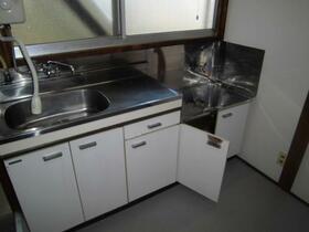 第2コーポユタカ 207号室のキッチン
