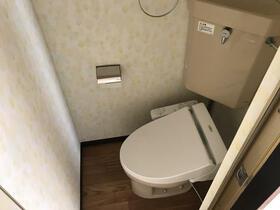 青葉マンション1号館 132号室のトイレ