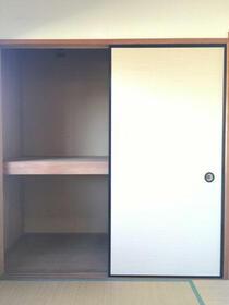 ラトゥールフジタ 202号室の収納