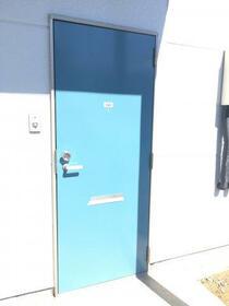 ラトゥールフジタ 202号室の玄関