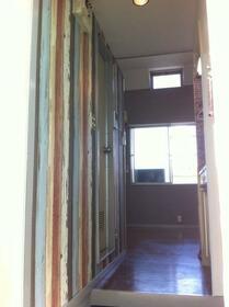 サンフラッツ橋戸 206号室の玄関
