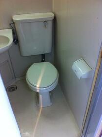 サンフラッツ橋戸 206号室のトイレ