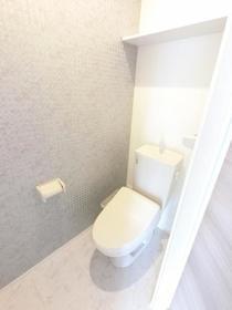 京和風 嵐山 星 102号室のトイレ