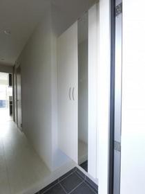 京和風 嵐山 星 102号室の玄関