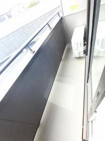 京和風 嵐山 星 102号室のバルコニー