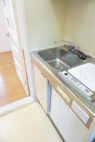アネックス浦和 202号室のキッチン