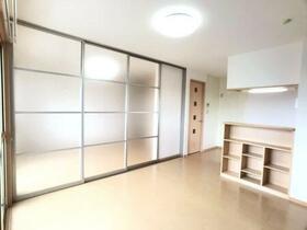 メールドクレール 201号室のキッチン