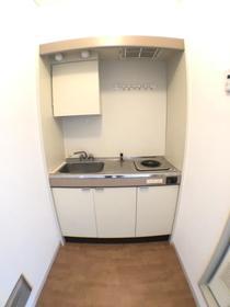 アリエッタ高崎B 101号室のキッチン
