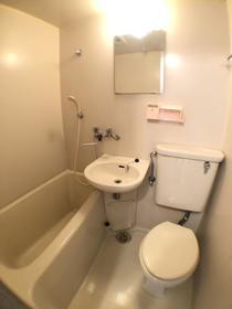 アリエッタ高崎B 101号室の風呂