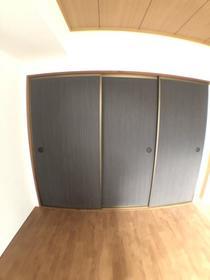 アリエッタ高崎B 101号室の収納