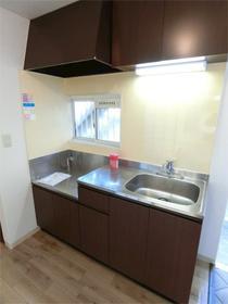 T・Mコート21 101号室のキッチン