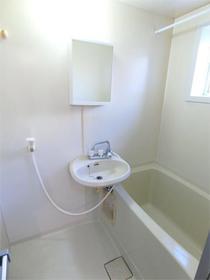 T・Mコート21 101号室の風呂