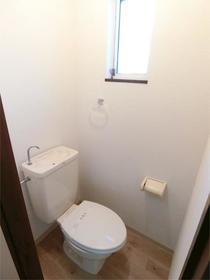 T・Mコート21 101号室のトイレ