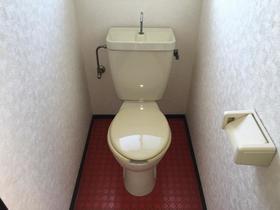 スターアベニュースナガI棟 202号室のトイレ