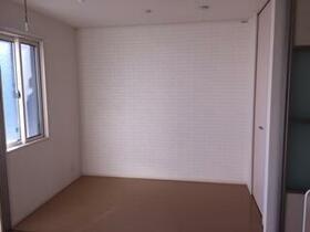 レインボー 101号室のベッドルーム