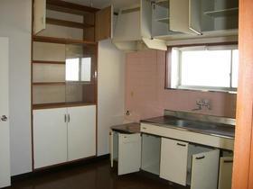 メゾントモ B 101号室のキッチン