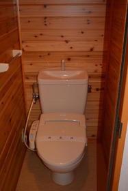 グランエスポワール Ⅰ 302号室のトイレ