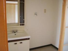 コーポ河内 202号室の洗面所