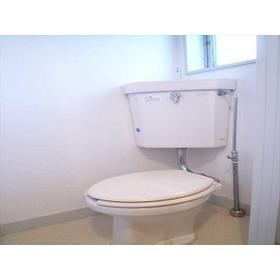 富士見コーポ 0204号室のトイレ