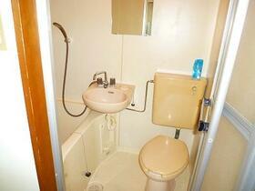 山崎ビル 4A号室の風呂