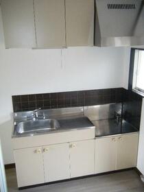 シティパル・K 102号室のキッチン