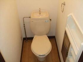シティパル・K 102号室のトイレ