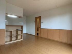 ヴューテラス A 102号室のキッチン