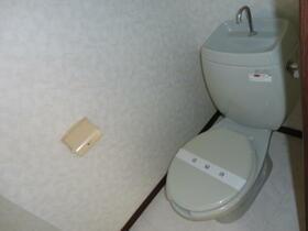 サンハイツ安田 102号室のトイレ