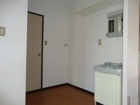 サンハイツ安田 102号室の洗面所