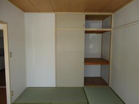 サンハイツ安田 102号室の収納