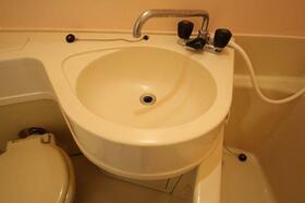 ライオンズマンション元町 311号室の洗面所