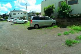 サニーハウス上清戸 202号室の駐車場